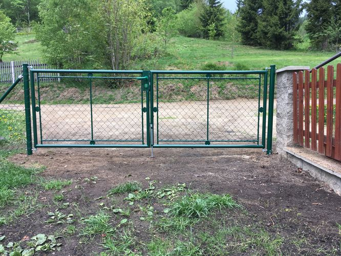 Vrata a brány Janov nad Nisou Hraničná